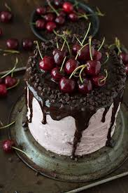 664 cherry delicious cake images black forest
