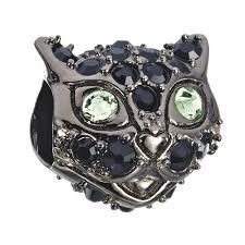chamilia limited edition cat green eyes bead 55 00 halloween