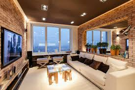 Brick Loft by Best Fresh Exposed Brick Loft Interior Design 20031