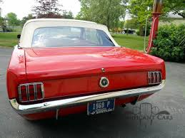 1964 ford mustang convertible significant cars inc