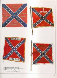 Battle Flags Of The Confederacy Confederate Battle Flags Csa National Flags Pinterest