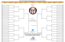 2017 ncaa basketball tournament march madness 2017 download your blank printable ncaa tournament