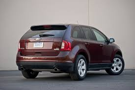 2012 ford edge rear view photo 41936979 automotive com
