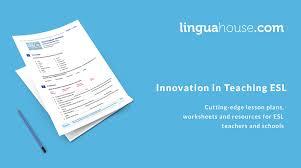 business english lesson plans linguahouse com