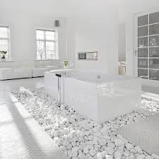 river rock bathroom ideas river rock floor design ideas