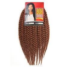 Light Brown Box Braids Glam Hair Box Braid 25 Inch 30strands Crochet Hair Extensions Glam