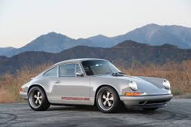 porsche 911 singer price singer vehicle design partners with pfaff for canadian