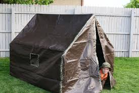 how to make a play tent youtube