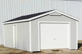 Detached 2 Car Garage by Prefab And Detached Car Garages For Sale In Ks