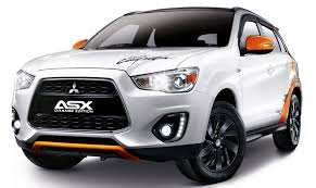 mitsubishi asx inside mitsubishi asx orange edition 180 units rm133k