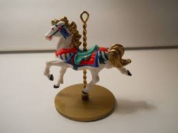 hallmark santa s big top miniature series lot of 3 circus