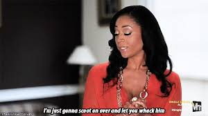 mimi faust hairstyles mimi love and hip hop atlanta gif find download on gifer