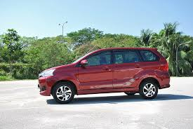 toyota avanza 1 5s test drive review autoworld com my