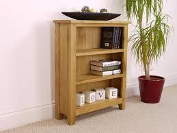 narrow bookcase oak nebraska modern oak 1 drawer lamp table oak city