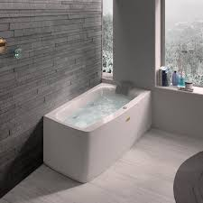 jacuzzi the essentials right handed compact offset corner