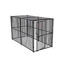 European Style Lucky Dog 6 Ft H X 5 Ft W X 10 Ft L European Style Kennel With
