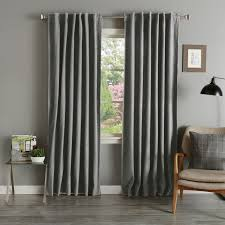 Wool Curtains Wool Curtains Grey