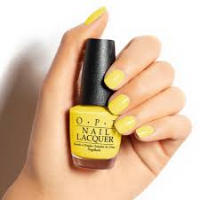 exotic birds do not tweet nail lacquer opi