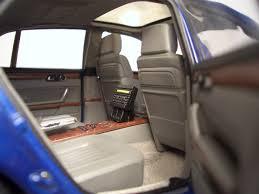 Phaeton Interior Diecast Delights A Volkswagen Phaeton W12 In 1 18 Scale Hooniverse