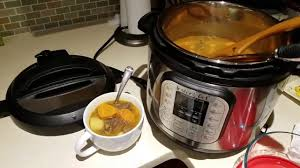 instant pot pressure cooker golden mushroom beef stew youtube