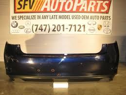 used lexus auto parts lexus es350 rear bumper 2013 2014 sensor type