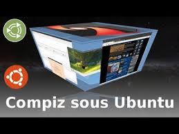 Spaces Un Gestionnaire De Fenêtres Installer Compiz Sous Ubuntu 17 04