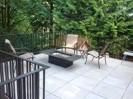 Paver Design Software by Elevated Paver Deck In West Hills Portland Deck Builder