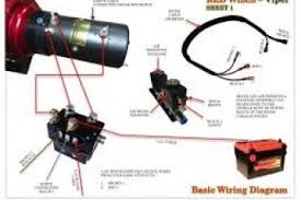 t max 9500 winch wiring diagram wiring diagram