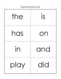 grade sight word flash cards printable worksheet sight word flash cards wosenly free worksheet