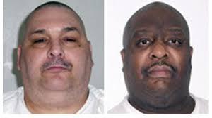 arkansas execution arkansas executes 2 inmates the first double execution in u s
