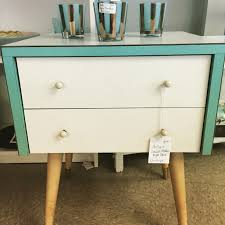 bedroom furniture 3 drawer nightstand small bedside table