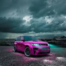 range rover pink range rover pink pink cars pinterest range rovers cars and