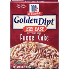 mccormick golden dipt fry easy funnel cake batter mix from kroger