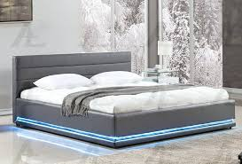 platform bed with led lights bed with led lights 3 fabulous modern platform bed with lights 6