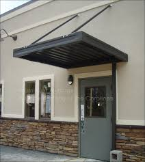Porch Awnings For Home Aluminum Aluminum Awnings Commercial Churches Public Buildings