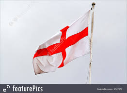 England Flag Colors England Flag Image