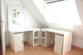 faire un bureau d angle fabriquer un bureau avec un plan de travail oslo comment faire un