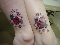 cool best friend tattoo ideas designs unique best friend tattoos