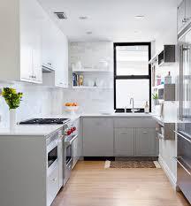 grey and white kitchen cabinets kitchen decoration