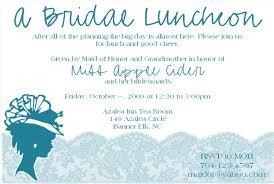 after wedding brunch invitation wording bridal brunch invitation wording dhavalthakur