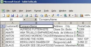 export sql server data to an excel file using ssis and visual studio