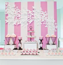 photo paris themed bridal shower image