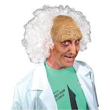 buy mad scientist lab coat halloween costume one size in