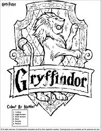 the most brilliant and also lovely coloring pages harry potter for