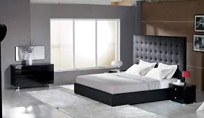 extra tall tufted headboard modern house design romantic and
