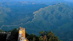 Map Great Wall Of China by Great Wall Of China Map Wallpaper