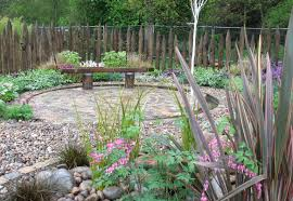Small Garden Border Ideas Garden Delightful Picture Of Garden Landscaping Design And