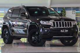 overland jeep grand cherokee 2012 jeep grand cherokee overland wk automobiles dandenong