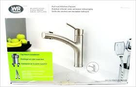 Water Ridge Kitchen Faucet Amazing Water Ridge Tonette Series Kitchen Faucet Parts Images