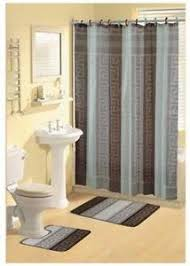 Shower Curtains Sets For Bathrooms by Bathroom Set Ebay